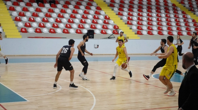 Darıca G.B Basket son maçında mağlup oldu! 90-92