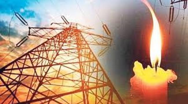 Darıca ve Gebze'de elektrik kesintisi var