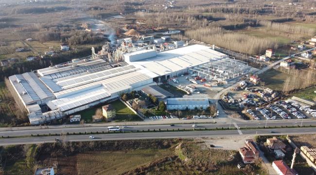 Kastamonu Entegre 600 Milyon TL'lik Samsun yatırımınıtamamladı