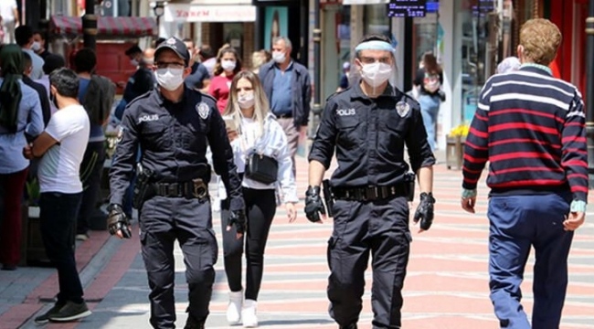 Kocaeli'de 449 kişiye ceza kesildi!