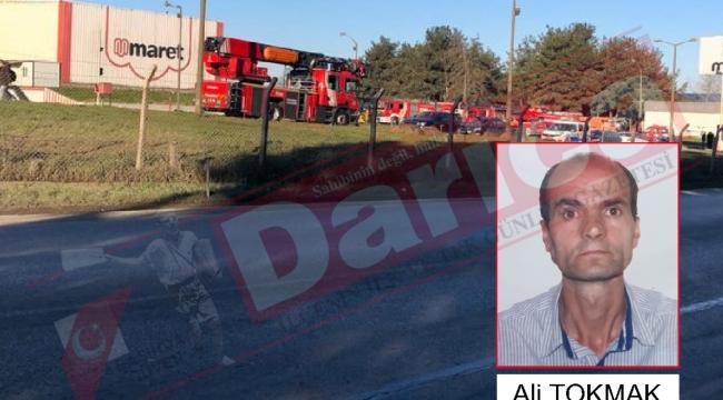 MARET'de yangın; 2 Ölü