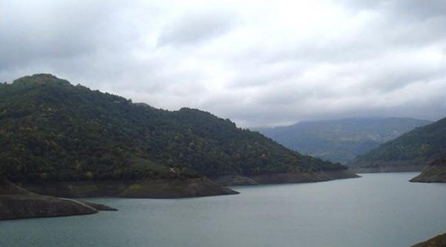 Yuvacık Barajı doluyor!