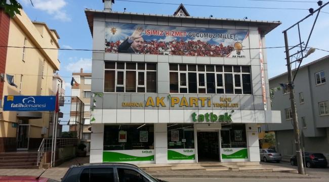 AK Parti Darıca'dan polis haftasına özel videolu kutlama