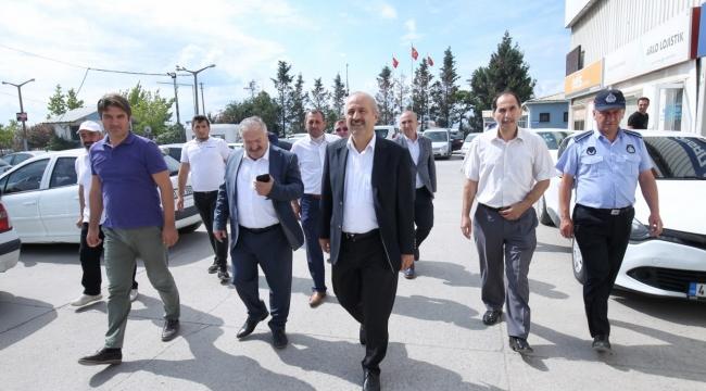 Başkan Büyükgöz'den Gebze'ye;Sessiz Devrim Niteliğinde Hizmetler