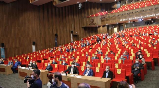 Büyükşehir'de komisyon seçimleri yapıldı