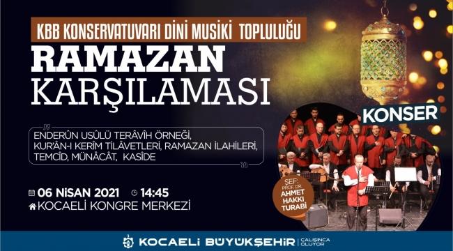Büyükşehir'den anlamlı Ramazan Karşılaması