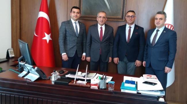 CHP Darıca, Kılıçdaroğlu'yla buluştu