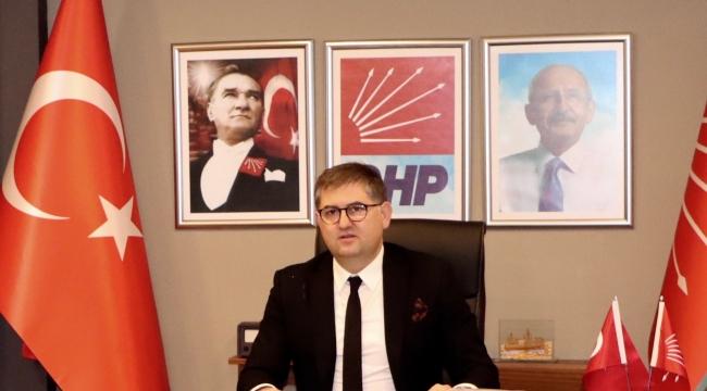 CHP'li Yıldızlı, Büyükakın'a seslendi