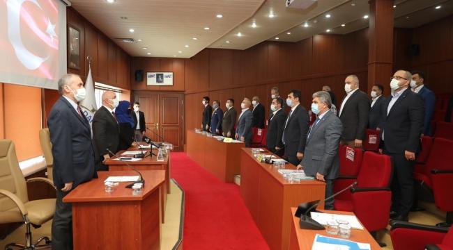 Darıca Belediyesi'nde komisyon seçimleri yapıldı
