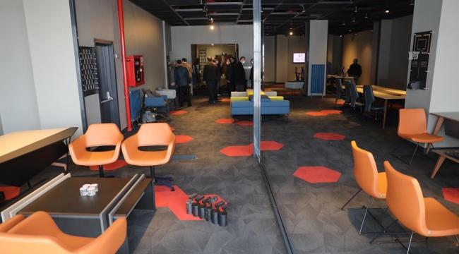 Darıca'da e-spor takımının tesisleri tam donanımlı olacak!