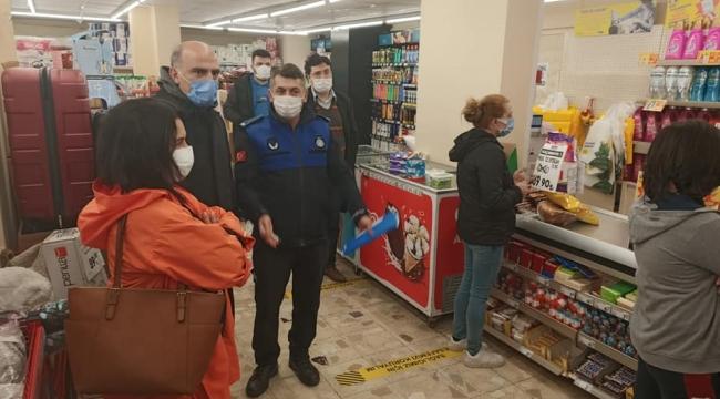 Darıca'da ekiplerin uyarıları sıklaştı!