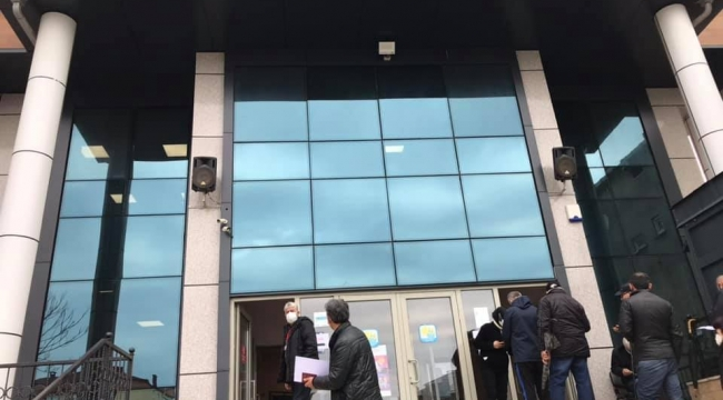 Darıca'da yaşayan Balkan Türkleri bugün oy kullandı!