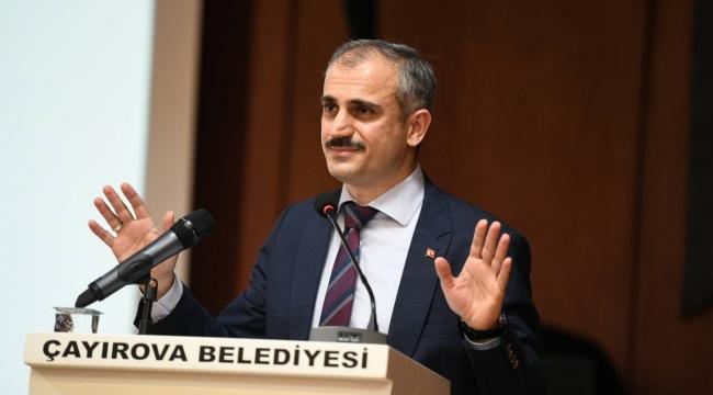 Çayırova Belediyesi Nisan ayı meclisi yapıldı