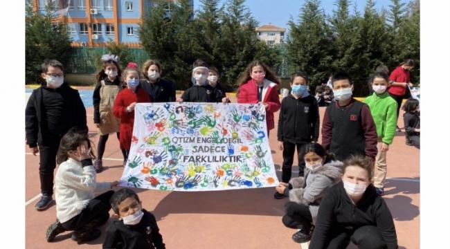 Kale Okulları öğrencilerinden anlamlı etkinlik