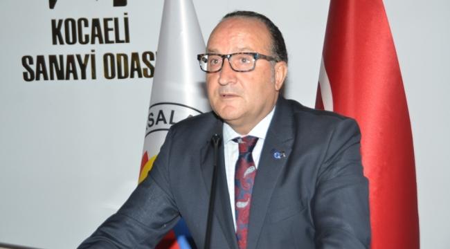 Zeytinoğlu, Şubat ayı sanayi üretimini değerlendirdi