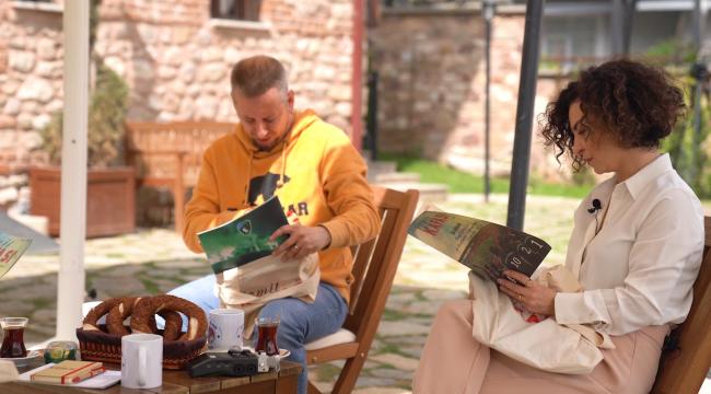 'Çay Simit İzmit' sohbetleriyle
