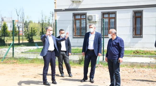 Çayırova'da Engelliler Merkezi Projesi başladı