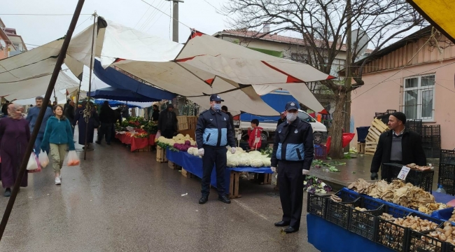 Darıca'da bugün kurulacak olan semt pazarlarının yerleri belli oldu