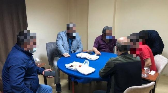 Darıca ve Çayırova'da kumar baskınında yakalanan 25 kişiye ceza kesildi