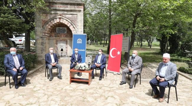 Fatih Sultan Mehmet, Hünkar Çayırı'nda anıldı