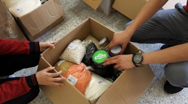 Kocaeli'de binlerce aileye yardım yapıldı