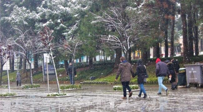 Kocaeli'de hafta sonu yağmur var!