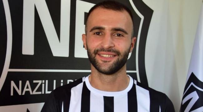 Berat Eyüpoğlu, Nazilli Belediyespor'a transfer oldu