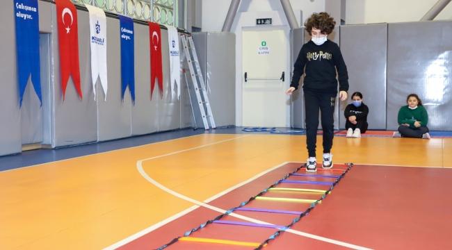 Büyükşehir'in Yaz dönemi spor okulları kayıtları başladı