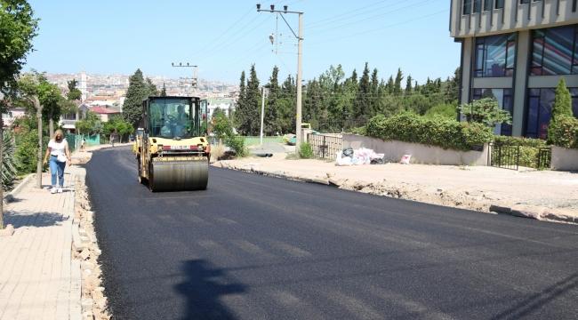 Darıca Battalgazi Caddesi'nde yoğun çalışma sürüyor!
