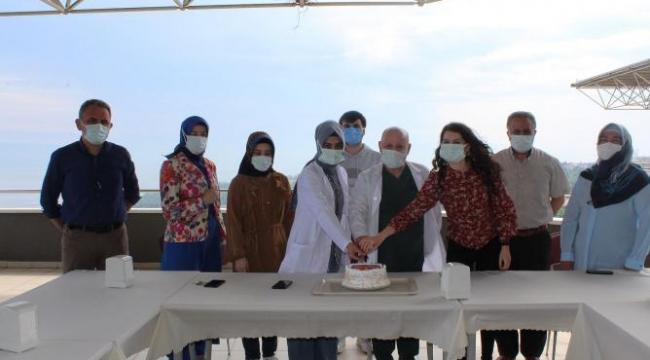 Darıca Farabi'de Diyetisyenler unutulmadı