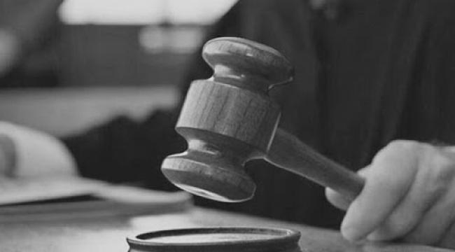 Eşini iterek düşüren kocaya 1 yıl 6 ay hapis cezası