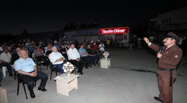 Gebze'de Yol Konserleri başladı