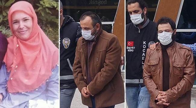 Katil zanlısına cesedin gömülmesinde yardım eden baba ve kardeş gözaltına alındı