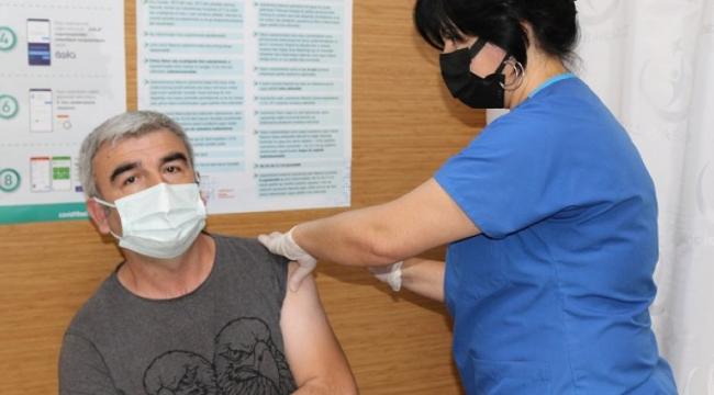 Kocaeli'de 1 milyon doz aşıya ulaşıldı!