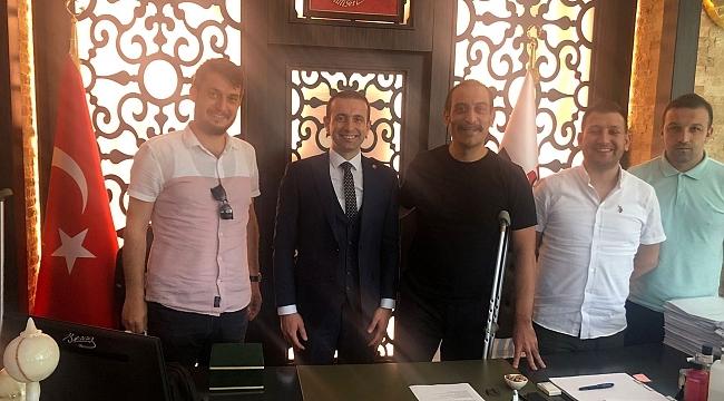 Kocaeli TFFHGD'den Başkan Gülen'e ziyaret