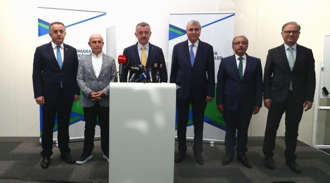 Müsilajla mücadele için ''Marmara Denizi Bilim ve Teknik Kurulu'' kuruluyor