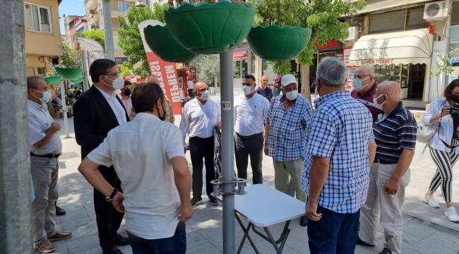 CHP Kocaeli, Yeni Mahalle sakinlerini dinledi