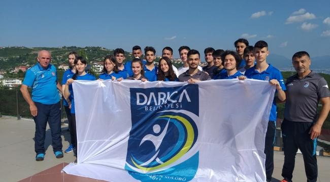 Darıca Belediyesi, Türkiye Şampiyonası'na 18 sporcu ile katılıyor