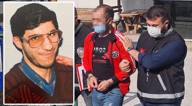 Darıca'da 24 senelik cinayet aydınlatıldı! Eniştesini öldürüp gömmüş!