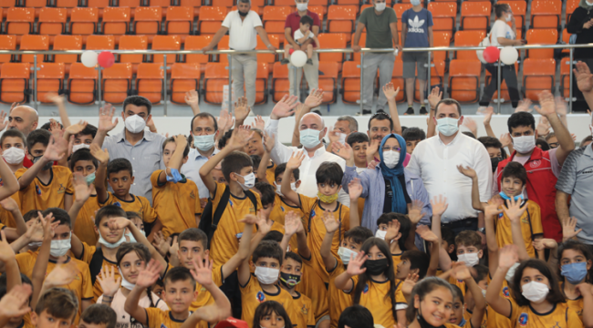 Darıca'da Yaz Spor Okulları başladı!