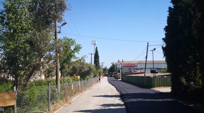 Darıca'daki o cadde de çalışmalar sürüyor!