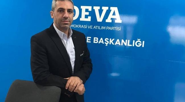 DEVA Darıca Başkanı Ünsür'den bayram mesajı
