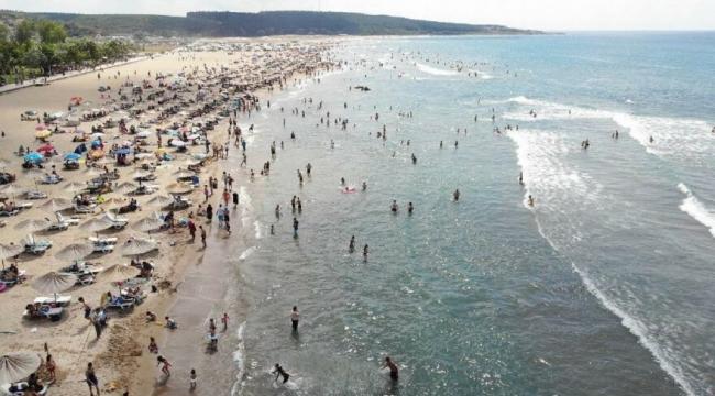 Dikkat! Kandıra sahillerinde denize girmek yasaklandı
