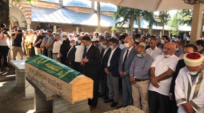 Gümüşhaneliler Federasyon Başkanı Olgun'un cenazesi memleketine uğurlandı