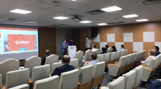Hyundai Assan'da USTAM Projesi konuşuldu