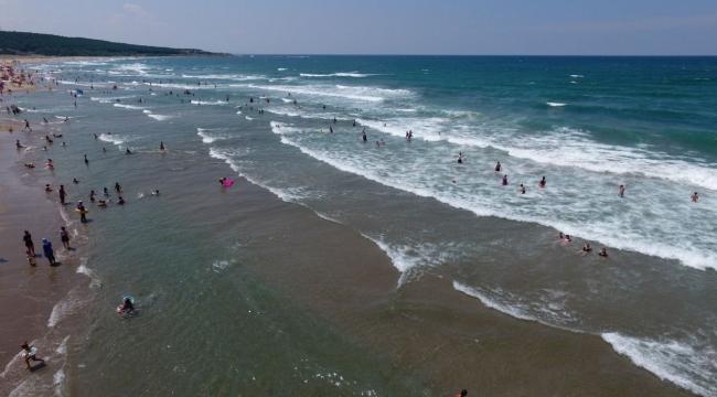 Kaymakamlık açıkladı: Bu plajlarda denize girmek serbest