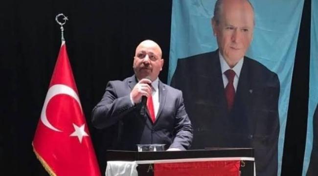 MHP Darıca'da Başkan Aygün istifa etti!