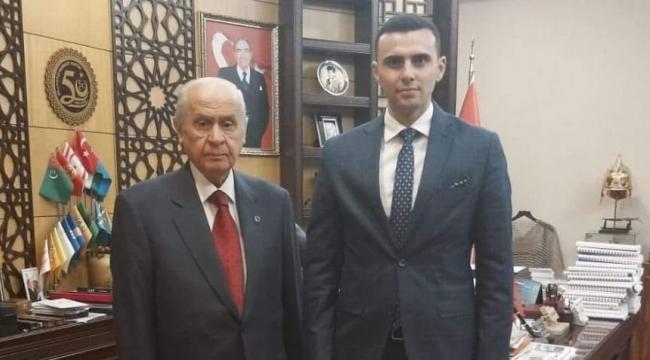 MHP Kocaeli İl Başkanı Yunus Emre Kurt oldu!