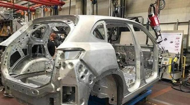 Montajı Gebze'de yapıldı: Yerli otomobilden ilk görüntü!