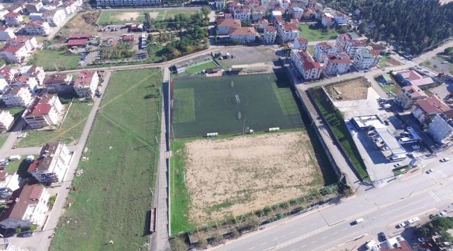 Nenehatun Stadı'nın çim ve çevre düzenleme yapım ihalesi yapıldı!